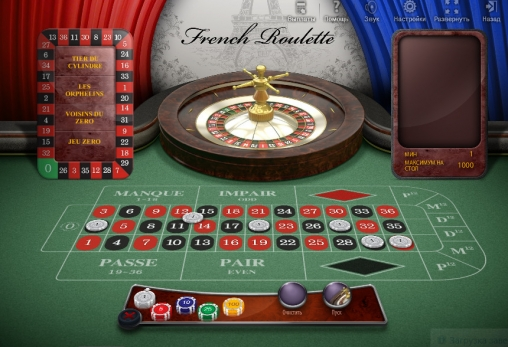 Ruleta francesa Tower