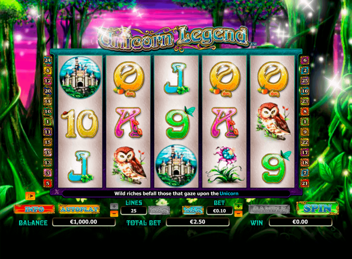 Gaming casino Fairytale Legends - 61955